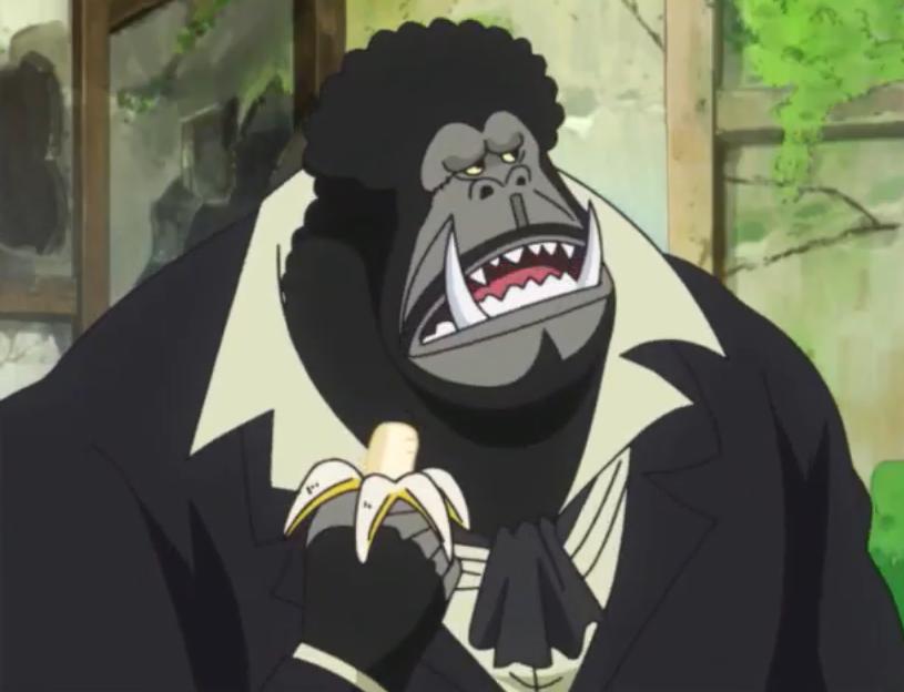 Christian Synchronsprecher One Piece Blackback